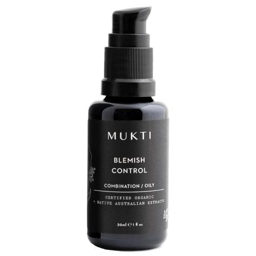 Mukti Organics Blemish Control 30ml by Mukti Organics