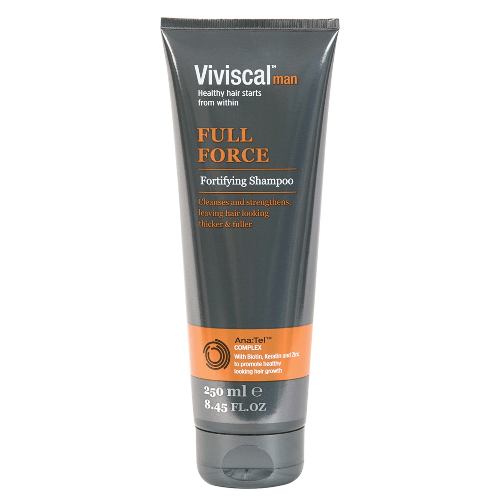 Viviscal Man Full Force Fortifying Shampoo