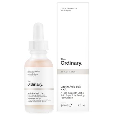The Ordinary Lactic Acid 10% + HA 2% - 30ml