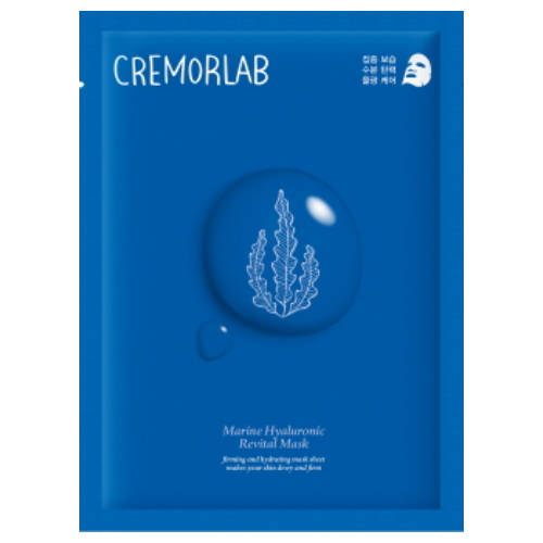 Cremorlab Marine Hyaluronic Revital Mask 5 Sheets by Cremorlab