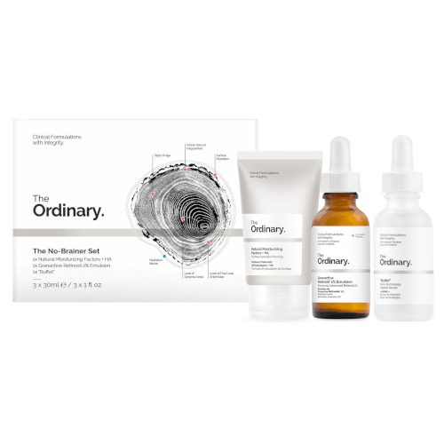 The Ordinary The No-Brainer Set by The Ordinary