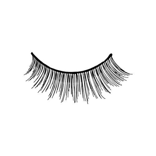 Kryolan Upper Eyelashes - TV3 by Kryolan Professional Makeup