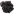 Reliquia Quinton Scrunchie Black Organza by Reliquia
