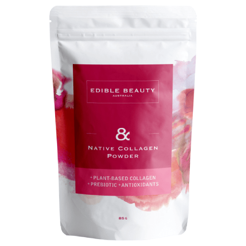 Edible Beauty Native Collagen Powder 85g