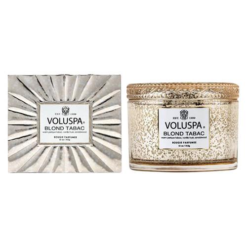 Voluspa Blond Tabac Corta Candle by Voluspa