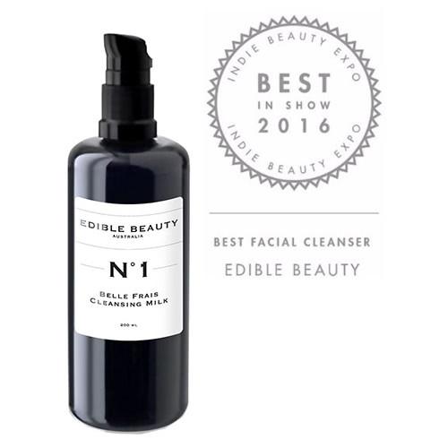 Edible Beauty No.1 Belle Frais Cleansing Milk by Edible Beauty