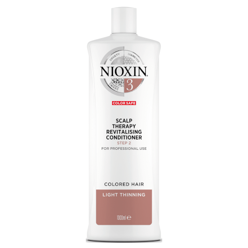 Nioxin 3D System 3 Scalp Therapy Revitalizing Conditioner - 1000ML by Nioxin