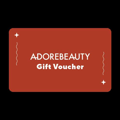 Adore Beauty Gift Voucher - Red