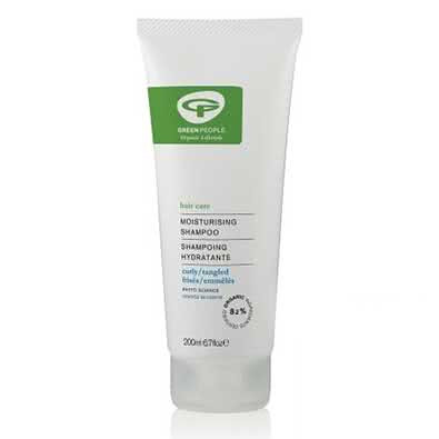 Green People Moisturising Shampoo - Curly/Tangled Hair  by undefined