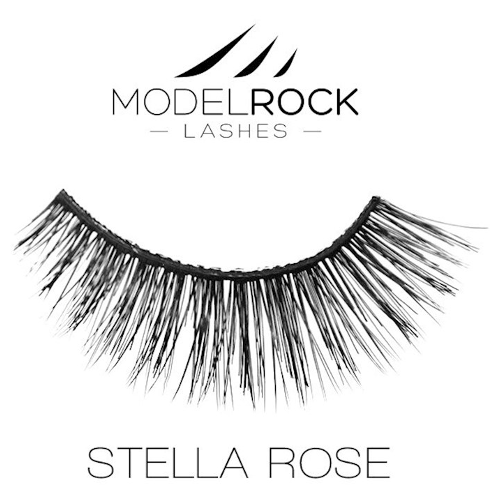 MODELROCK Signature Lashes - Stella Rose by MODELROCK