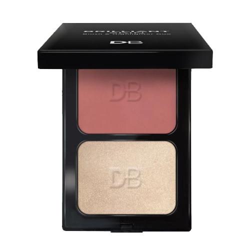 Designer Brands Brilliant Skin Blush and Illuminator Duo by Designer Brands
