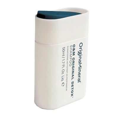 O&M Original Detox Shampoo Mini 50ml by O&M Original & Mineral