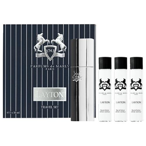 Parfums de Marly Layton Travel Set EDP 3x 10ml
