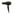 Silver Bullet Black Velvet Dryer 2000W - Black by Silver Bullet