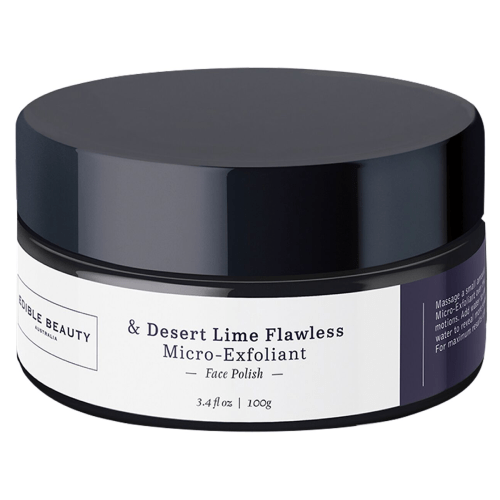 Edible Beauty & Desert Lime Flawless Micro Exfoliant by Edible Beauty