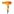 Parlux Power Light 385 Ionic & Ceramic Hairdryer - Orange  by Parlux