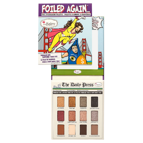 theBalm Foiled Again Eyeshadow Palette by theBalm