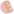 Balmain Paris Pink/gold Leather Hair Clip  by Balmain Paris Hair Couture