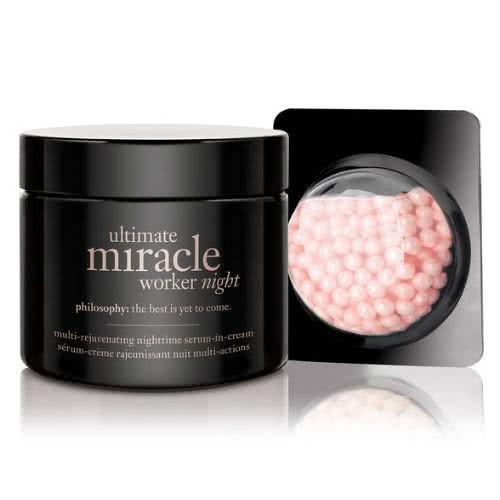philosophy ultimate miracle worker night multi-rejuvenating serum-in-cream by philosophy