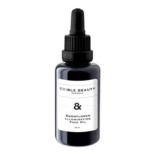 Edible Beauty & Snowflower Illuminating Face Oil by Edible Beauty