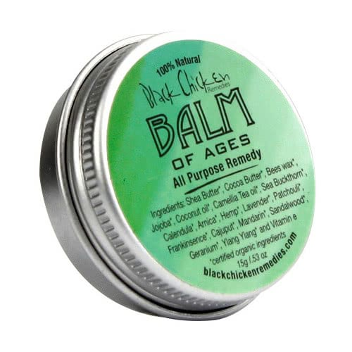 Black Chicken Remedies Balm of Ages Mini by Black Chicken Remedies