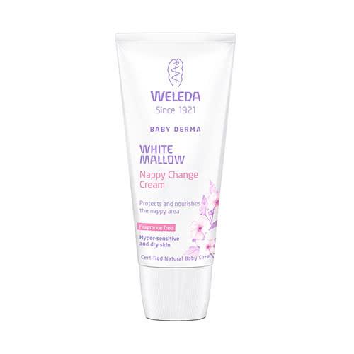 Weleda Baby White Mallow Nappy Change Cream 50ml by Weleda