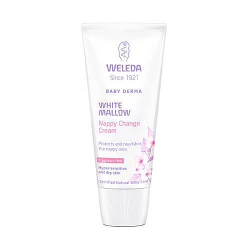 Weleda Baby White Mallow Nappy Change Cream by Weleda