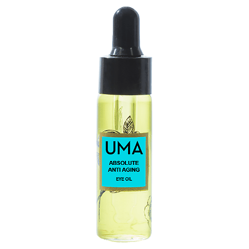 UMA Oils Absolute Anti Aging Eye Oil 15ml by UMA Oils