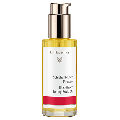Dr Hauschka Blackthorn Toning Body Oil 75ml by Dr. Hauschka