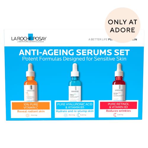 La Roche-Posay Anti Ageing Serum Kit