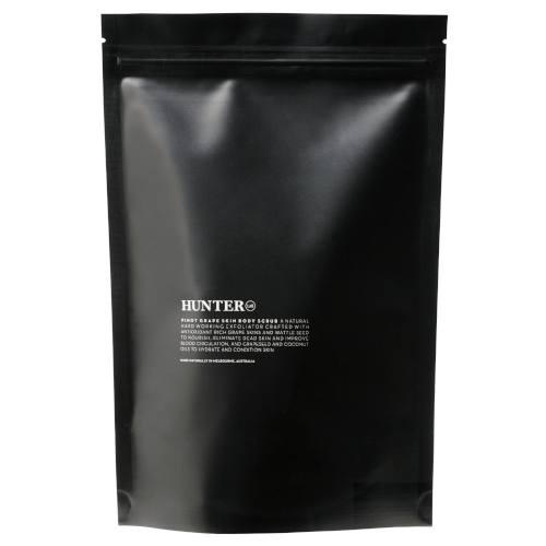 Hunter Lab Pinot Grape Skin Body Scrub 200g by Hunter Lab