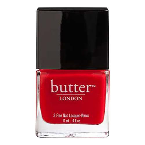 butter LONDON Pillar Box Red Nail Polish by butter LONDON