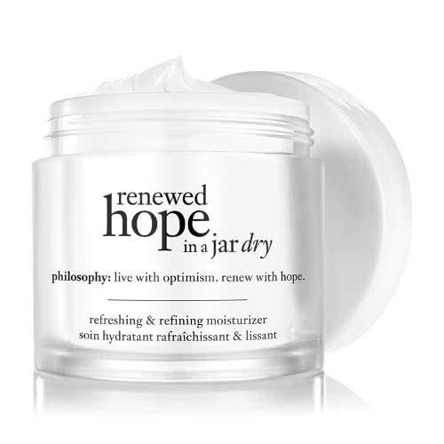 philosophy renewed hope in a jar - dry by philosophy