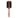 evo bruce 38 natural boar bristle brush by evo