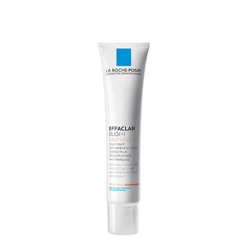 La Roche-Posay Effaclar Duo (+) Unifiant Tinted Anti-Acne Moisturiser by La Roche-Posay