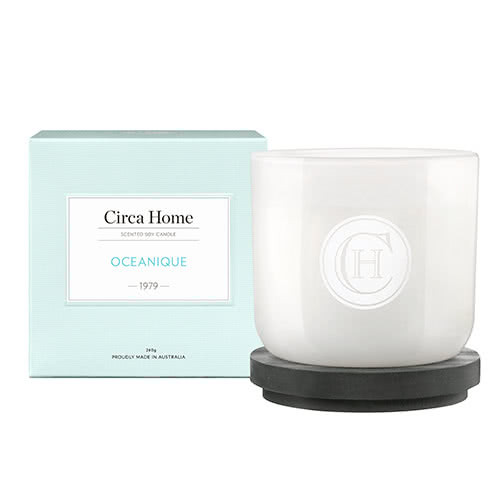Circa Home Oceanique Classic Candle 260g by Circa Home Candles & Diffusers