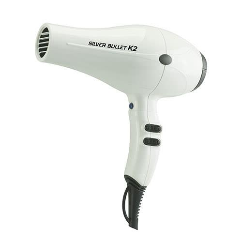 Silver Bullet K2 Dryer 2200W - White by Silver Bullet