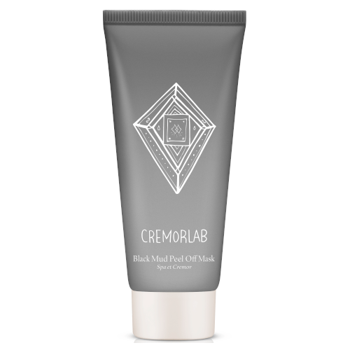 Cremorlab Spa et Cremor Black Mud Peel Off Mask by Cremorlab