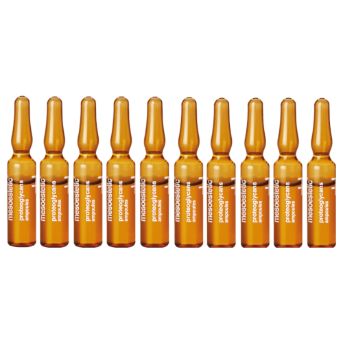 mesoestetic x.prof 053 proteoglycans ampoules 10 x 2ml by Mesoestetic