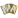 Aceology Cheeky Butt Mask Trio by Aceology