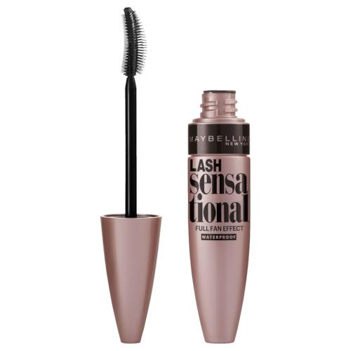 Maybelline Lash Sensational Lengthening Waterproof Mascara - Very Black by Maybelline