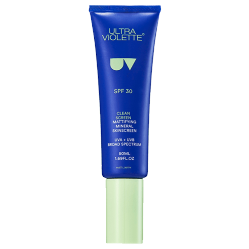 Ultra Violette Clean Screen SPF 30 Mattifying Mineral Skinscreen