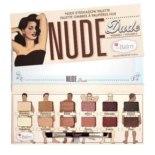 theBalm Nude Dude Volume 2 Eyeshadow Palette