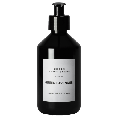 Urban Apothecary Green Lavender Hand & Body Wash 300ml by Urban Apothecary London
