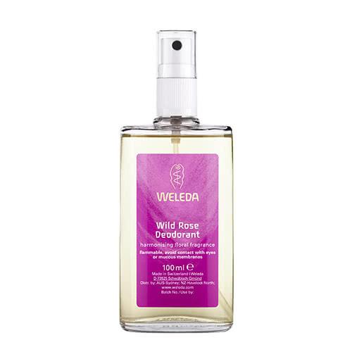 Weleda Wild Rose Deodorant by Weleda