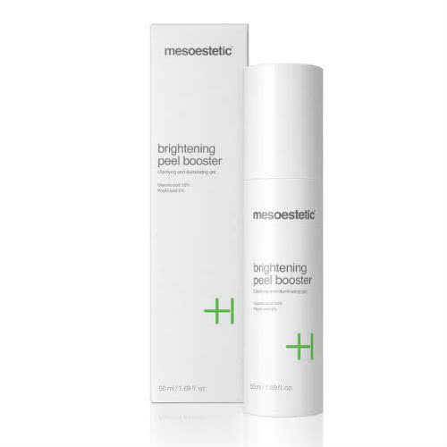 mesoestetic brightening peel booster by Mesoestetic