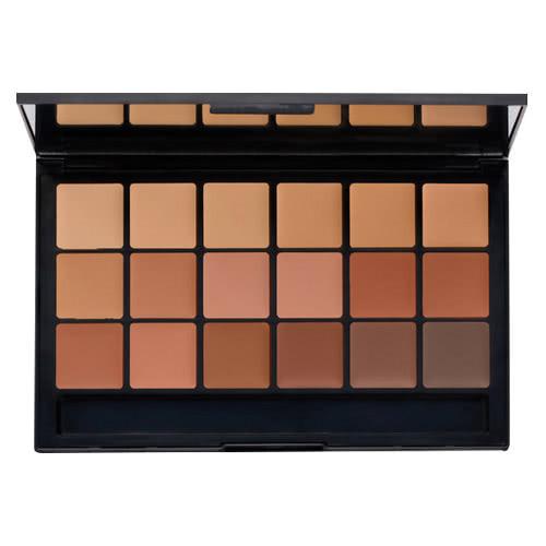 RCMA Makeup 18p VK10  Palette  by RCMA