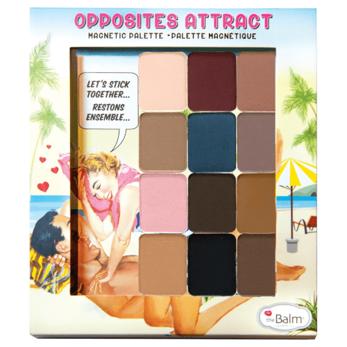 theBalm Opposites Attract Eyeshadow Palette by theBalm
