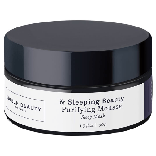 Edible Beauty & Sleeping Beauty Purifying Mousse by Edible Beauty