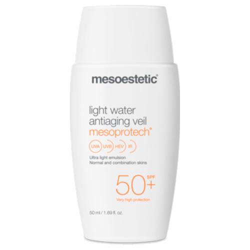 mesoestetic mesoprotech light water anti-aging veil 50ml